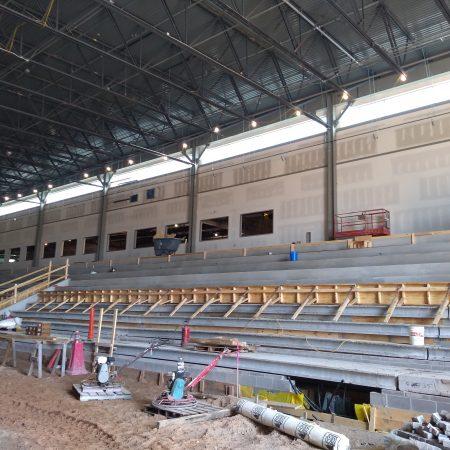 Champion Center Construction