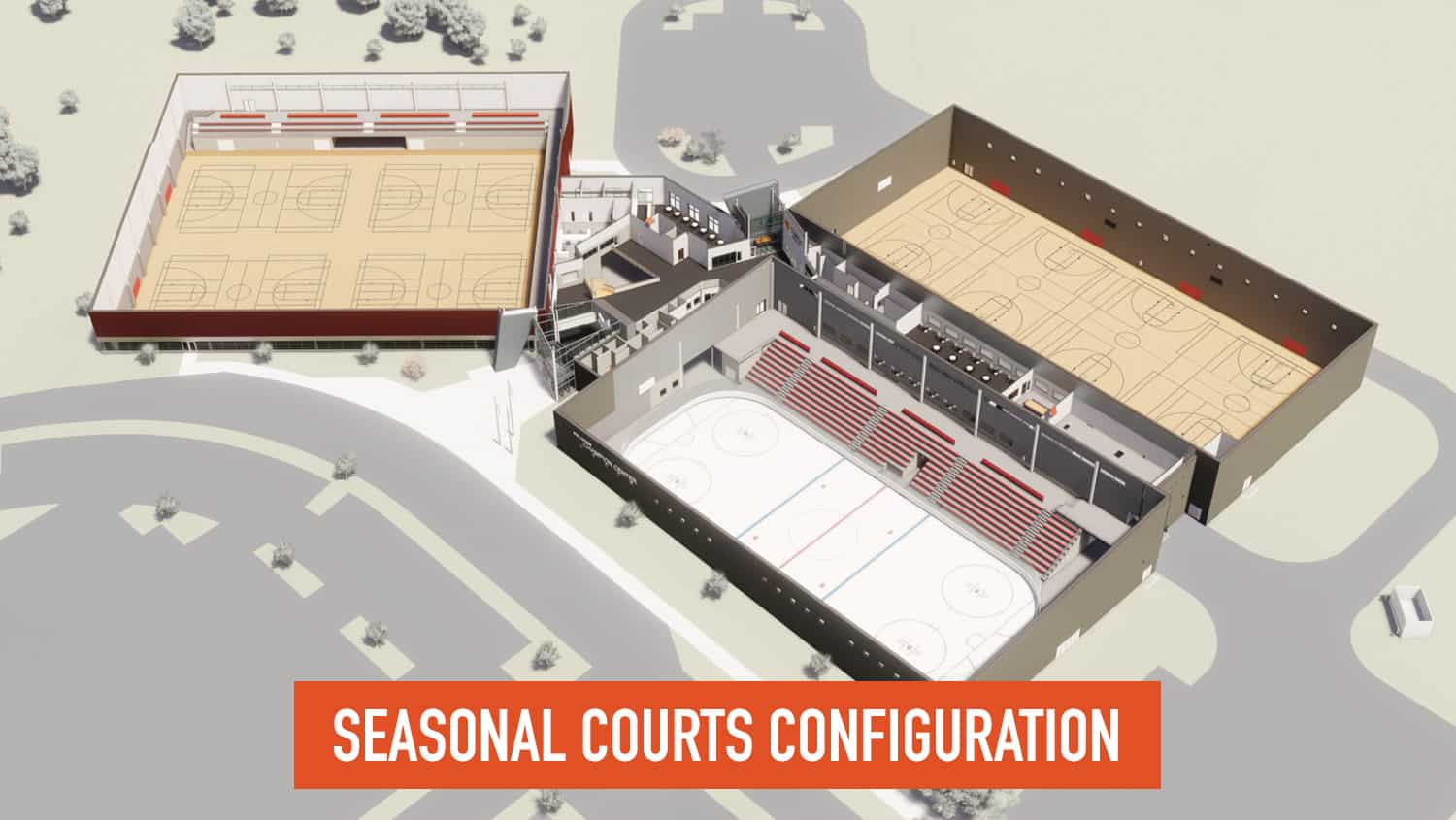 Seasonal Courts Configuration