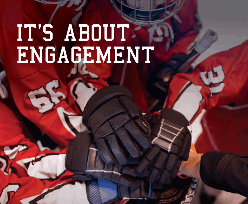 It's About Engagement - Champion Center Marketing Partners